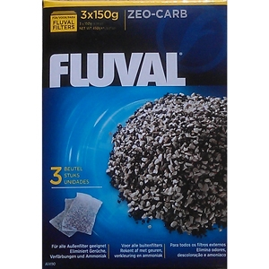 Fluval FX5 FX6 Zeo-Carb 450g A1490