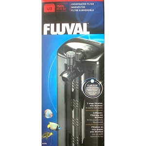 Fluval Internal Aquarium Filter U3 A475