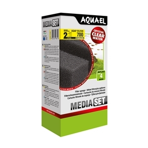 Aquael ASAP 700 Sponges (2 per pack)
