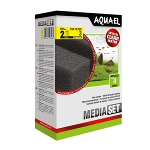 Aquael internal Fan 3 Filter Sponge