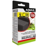 Aquael Unifilter 500 Sponge (3 in a pack)