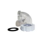 TMC Pond Clear 90 degree elbow 5249-L